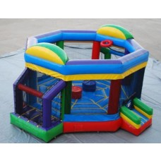 Inflatable Multi Game Rentals