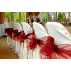 Chairs Covers and Bows Rental