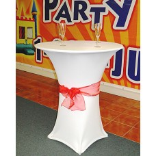 Spandex Cocktail Table Covers