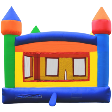Commercial Grade Castle Bounce House with Blower from Inflatable HQ