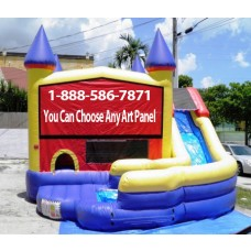 Curve Water Slide Rentals