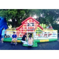 Little Farm Bounce House