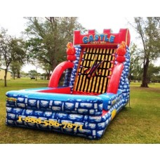 The Sticky Velcro Wall