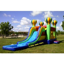 Super Water Slide Rental