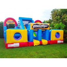Adrenaline Obstacle Course