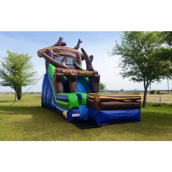 Rapids Water Slide Rentals Rapids Dry Slide Rental