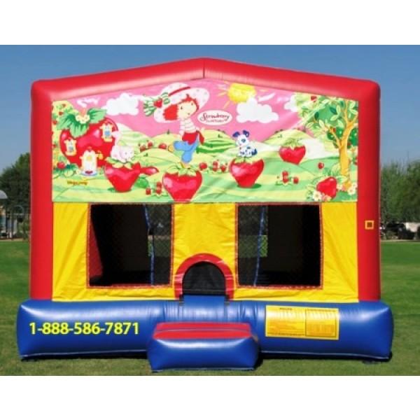 Strawberry Bounce House Rental