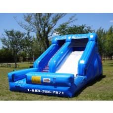 Inflatable Splash Slide Rental