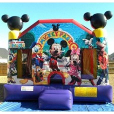 3D Mickey Bounce House