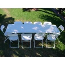 Rectangular Tables Rental