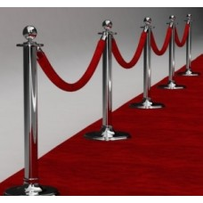 Stanchions Rope Rental