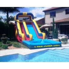 Sunny Water Slide Rental
