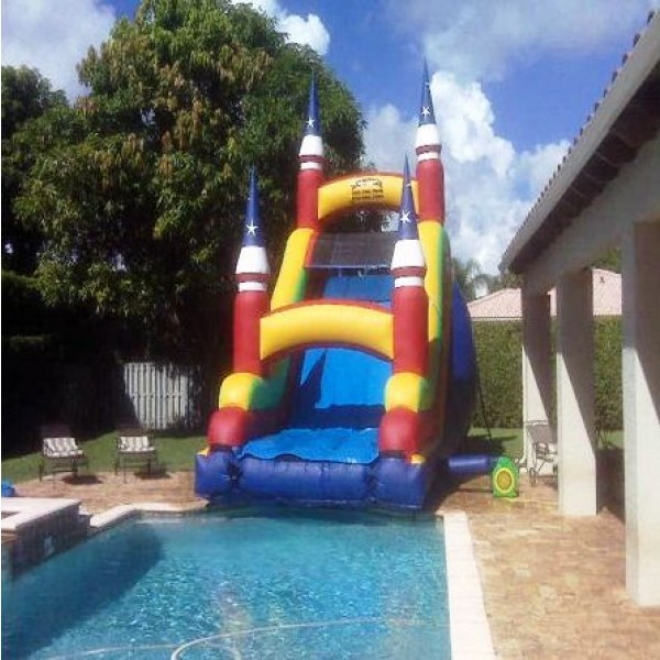 Inflatable Water Slide Rental San Jose: Imperial Water Slide Rentals